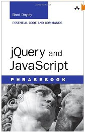 JQuery And JavaScript Phasebook
